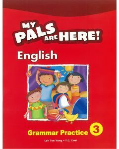 My Pals are Here! English Grammar Practice 3 (International Edition)