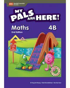 My Pals Are Here Maths Teacher's Guide 4B (2E)