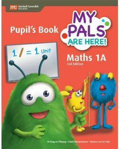 My Pals are Here! Maths Pupil's Book 1A (3E)