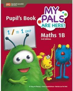My Pals are Here! Maths Pupil's Book 1B (3E)