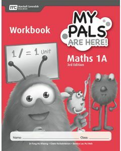My Pals Are Here Maths Workbook 1A (3E)