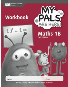 My Pals Are Here Maths Workbook 1B (3E)