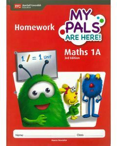 My Pals are Here Maths Homework 1A (3E)