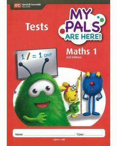 My Pals are Here! Maths Tests 1 (3rd Edition)