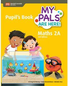 My Pals are Here! Maths Pupil's Book 2A (3E)