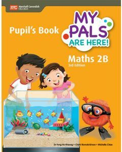 My Pals Are Here Maths Pupil's Book 2B (3E)