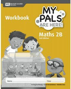 My Pals Are Here Maths Workbook 2B (3E)