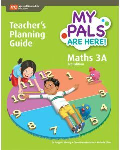 My Pals are Here! Maths Teacher's Planning Guide 3A (3E)