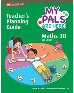 My Pals are Here! Maths Teacher's Planning Guide 3B (3E)