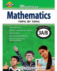 Mastering Mathematics Topic by Topic Primary 3A/B