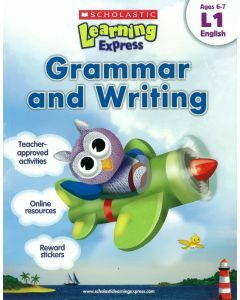 Learning Express: Grammar & Writing Level 1