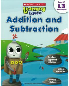 Learning Express: Addition & Subtraction Level 3