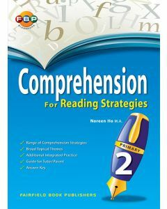 Comprehension for Reading Strategies Primary 2