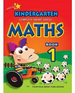 Complete Smart Series Kinder Maths Book 1