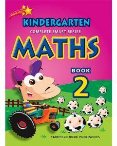 Complete Smart Series Kinder Maths Book 2