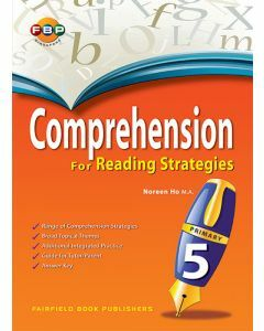 Comprehension for Reading Strategies Primary 5