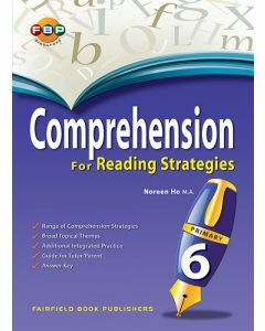 Comprehension for Reading Strategies Primary 6