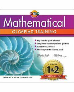 Mathematical Olympiad Training: Elementary Level (Years 1 & 2)