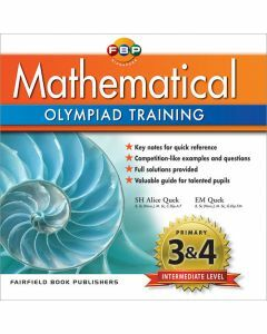 Mathematical Olympiad Training: Intermediate Level (Years 3 & 4)