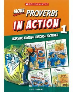 More Proverbs in Action Book 1