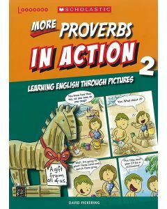 More Proverbs in Action Book 2