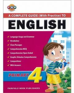 Complete Guide (With Practice) to English Primary 4