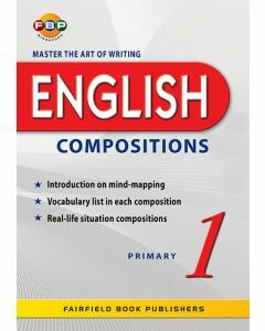 Master the Art of Writing English Compositions Primary 1