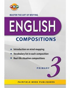 Master the Art of Writing English Compositions Primary 3