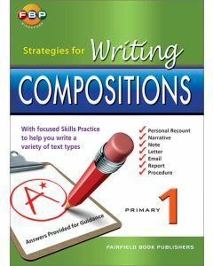 Strategies for Writing Compositions Primary 1