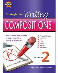 Strategies for Writing Compositions Primary 2