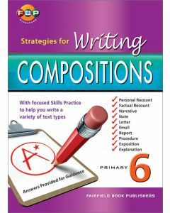 Strategies for Writing Compositions Primary 6