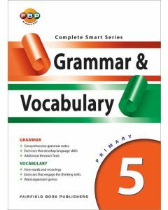 Complete Smart Series Grammar & Vocabulary Primary 5