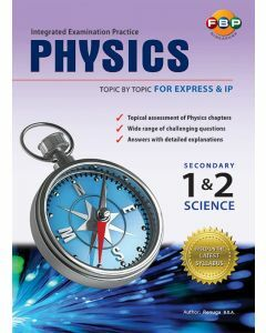 Integrated Exam Practice Physics Secondary 1&2