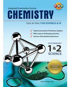 Integrated Exam Practice Chemistry Secondary 1&2