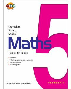 Complete Smart Series Maths Primary 5