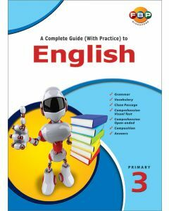A Complete Guide (with Practice) to English Primary 3