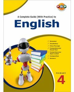 A Complete Guide (with Practice) to English Primary 4