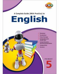 A Complete Guide (with Practice) to English Primary 5