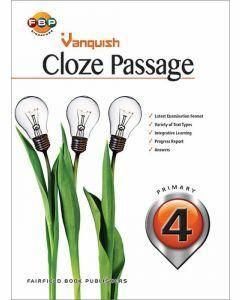 Vanquish Cloze Passage Primary 4