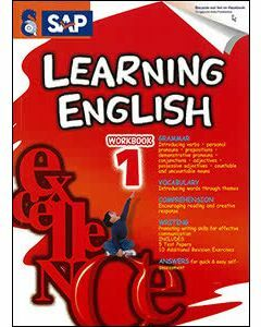 Learning English Workbook 1
