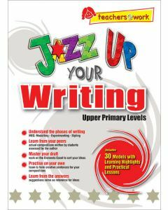Jazz Up Your Writing: Upper Primary levels