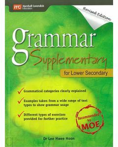 Grammar Supplementary for Lower Secondary