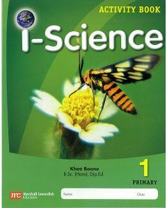 i-Science Activity Book 1