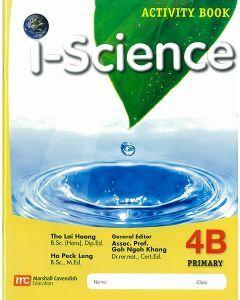 i-Science Activity Book 4B