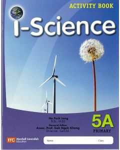 i-Science Activity Book 5A