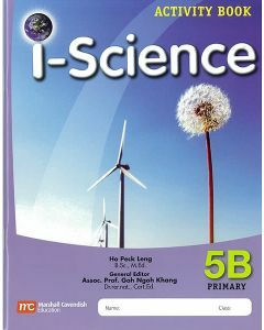 i-Science Activity Book 5B