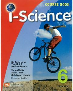 i-Science Course Book 6