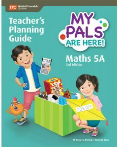 My Pals are Here! Maths Teacher's Planning Guide 5A (3E)