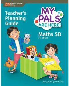 My Pals are Here! Maths Teacher's Planning Guide 5B (3E)