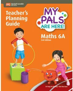 My Pals are Here! Maths Teacher's Planning Guide 6A (3E)